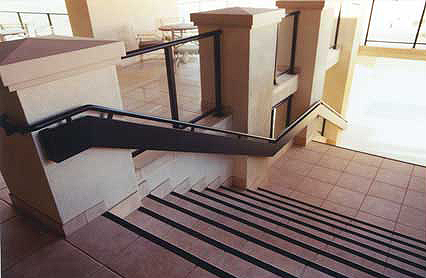 Aluminum Stair Railing Systems Technical Support